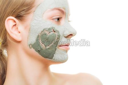 cuidados com a pele mulher na