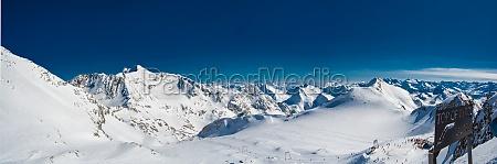 estancia de esqui da geleira neustift