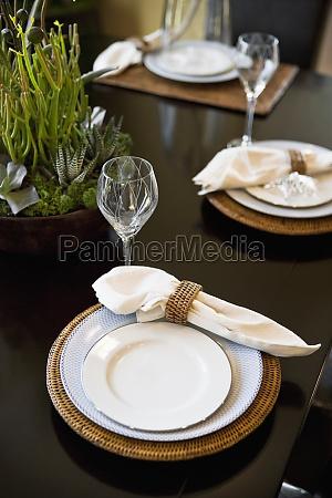 natureza morta mesa de jantar eua