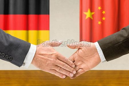 alemanha china republica federal europa Asia