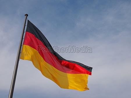 bandeira alema
