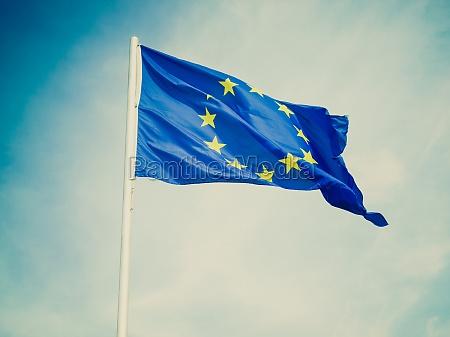 azul caucasiano europeu europa bandeira uniao