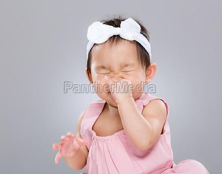 espirro bebe