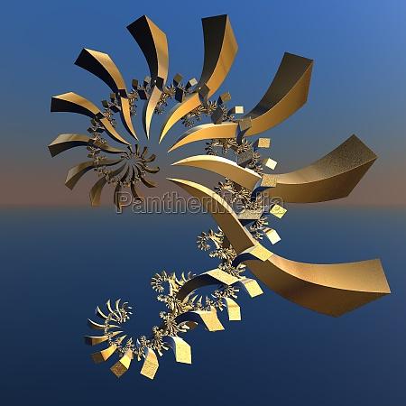 caos estruturas computacao grafica acidente formulas