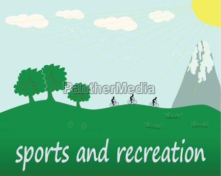 esportes e recreacao