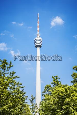 torre de transmissao de tv