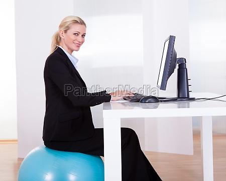 ambiente de trabalho confortavel
