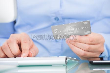cartao de credito da terra arrendada