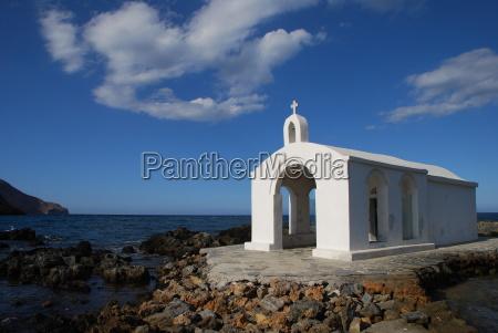crete georgioupolis chapel of agios nikolaos