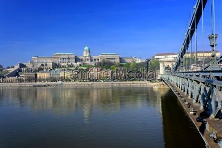 capital budapeste danubio luz do sol