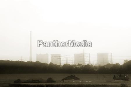 industria power station estacao de energia
