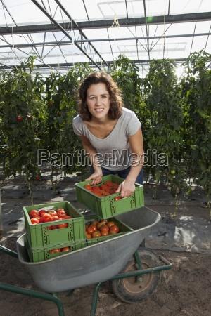 mulher cor feminino industria agricultura maduro
