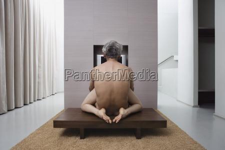 corredor cor moderno madeira musculo fantasia