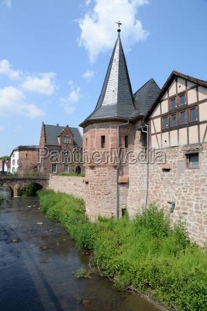 torre historico cidade velha ribeiro alemanha