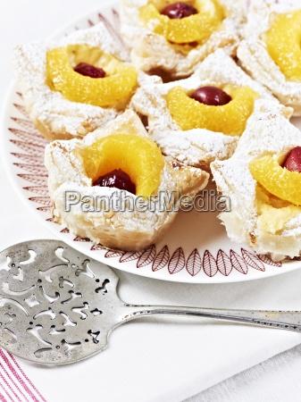 comida interior dulce azucar pastel serie