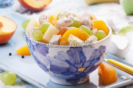 food aliment inside fruit fruity stone