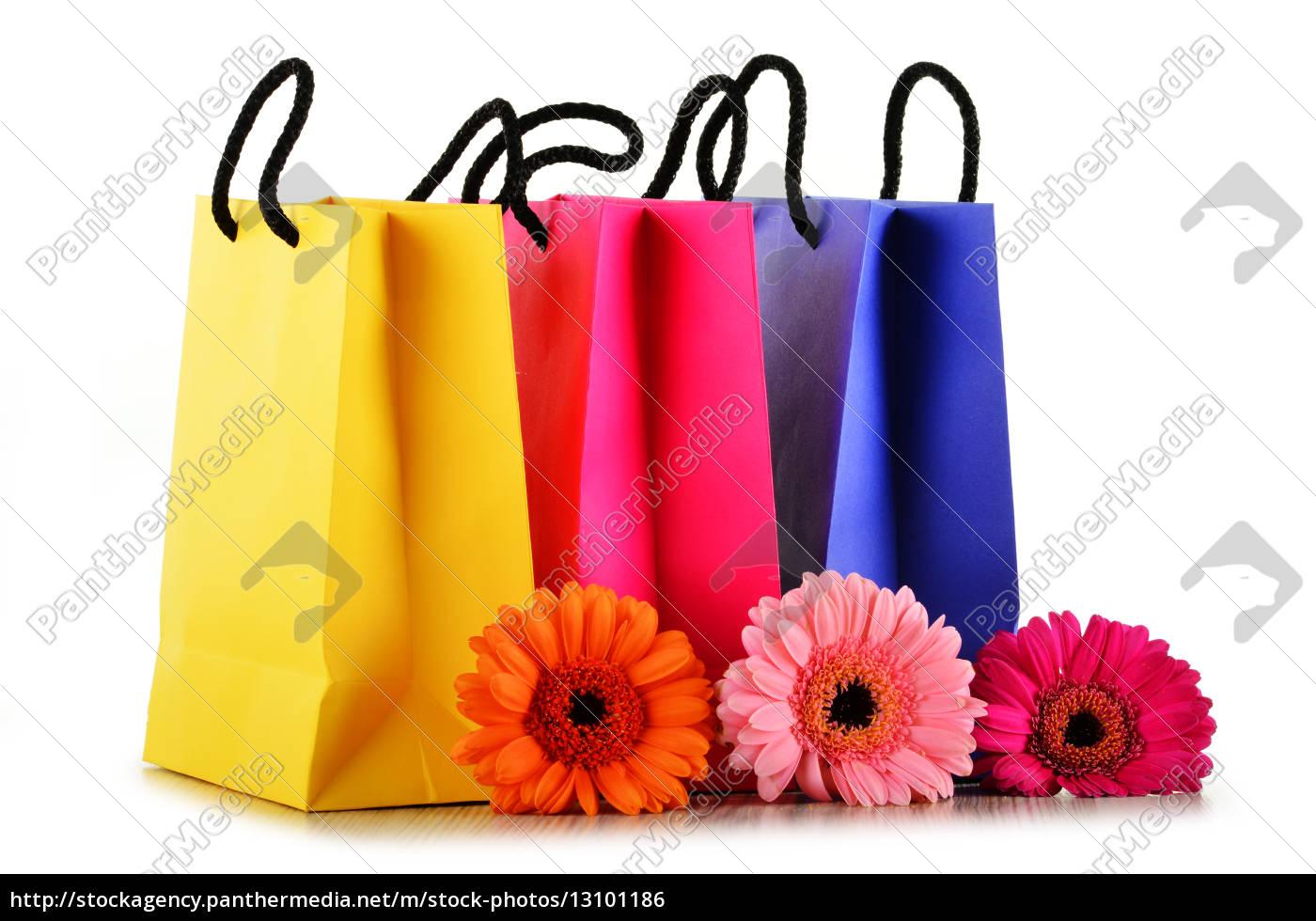 sacos, de, compra, de, papel, coloridos - 13101186