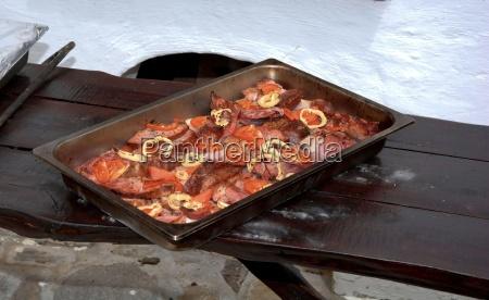 frito assado fritar
