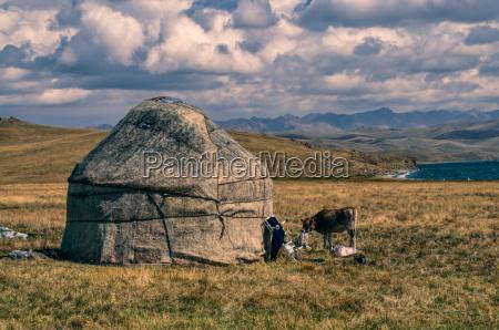 yurts no quirguistao