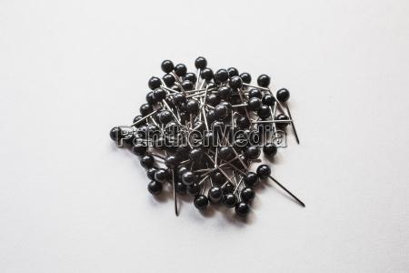 agulhas grampo pinos anstecker desligar destaque