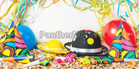 decoracao de festa alegre colorido