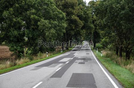 estrada em brandenburg