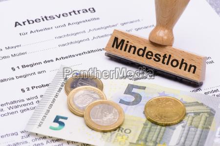 salario minimo 8 50 euros e