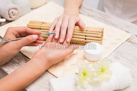 mulher mao maos ferramenta ferramentas toalha