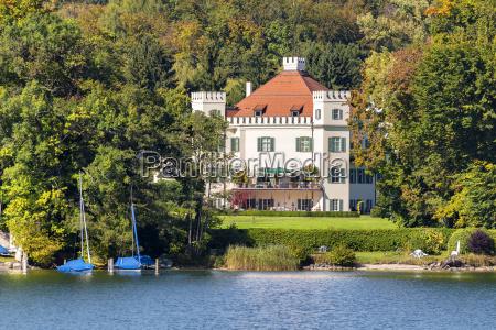 castelo possenhofen de sisi