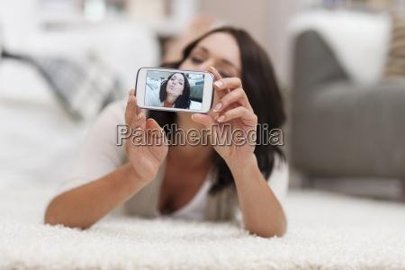 sweet selfie for my boyfriend