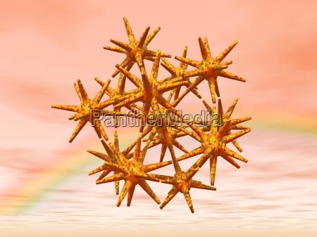 fantasia irradiar arco iris estruturas conexoes