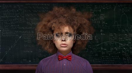 metafora professor ridiculo e exausto sobre