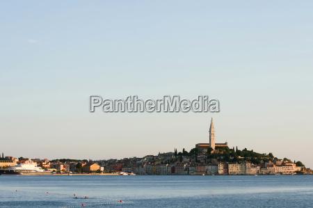 cidade de rovinj na croacia