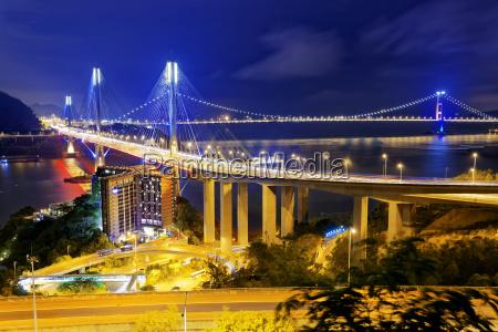 passeio viajar cidade moderno asia ponte