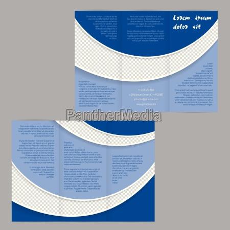 molde do insecto brochura com tres