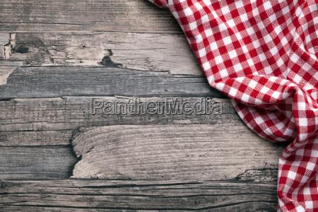 ver cozinha tabela velho pano branco