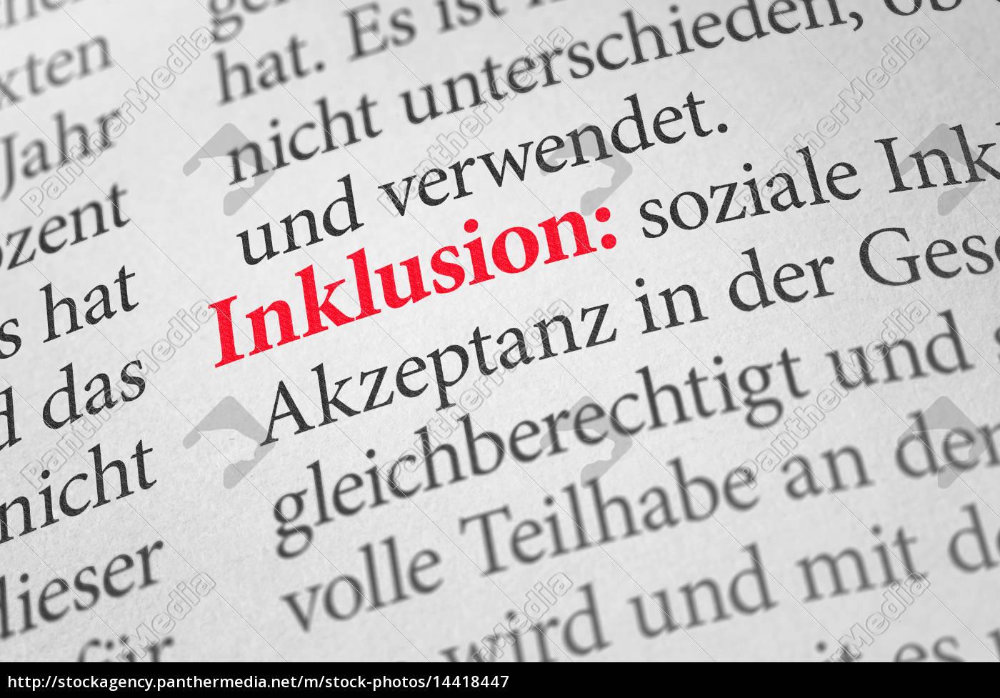 dicionário, com, o, termo, inclusão - 14418447