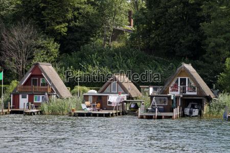 boathouses em schwerin