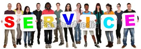 servico multicultural do sustento da palavra