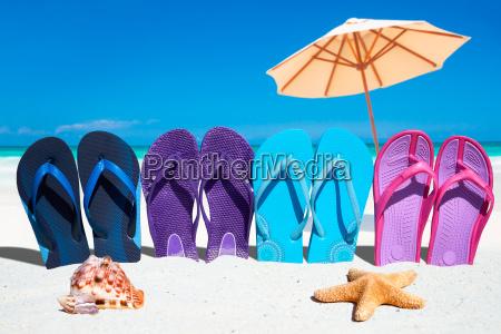 azul lazer ferias colorido praia beira