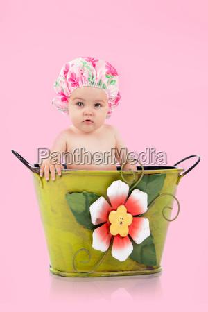banho do bebe
