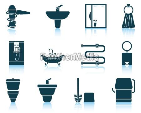 jogo do icone do banheiro