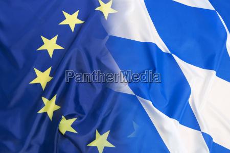 bandeira da uniao europeia vs bandeira