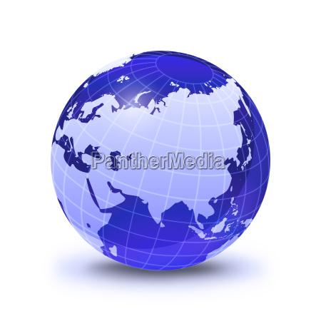 azul liberado projeto espaco asia europa