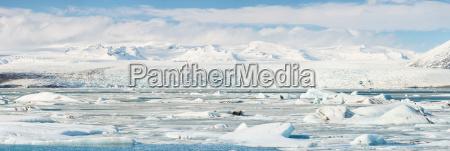 geleira islandia de vatnajokull