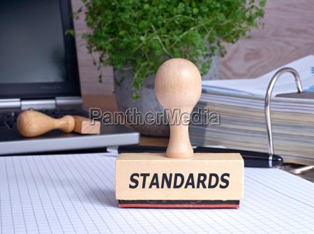 padrao certidao qualidade controle regulamentos selo