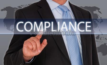 lei regra cumprimento politica controle regulamentos
