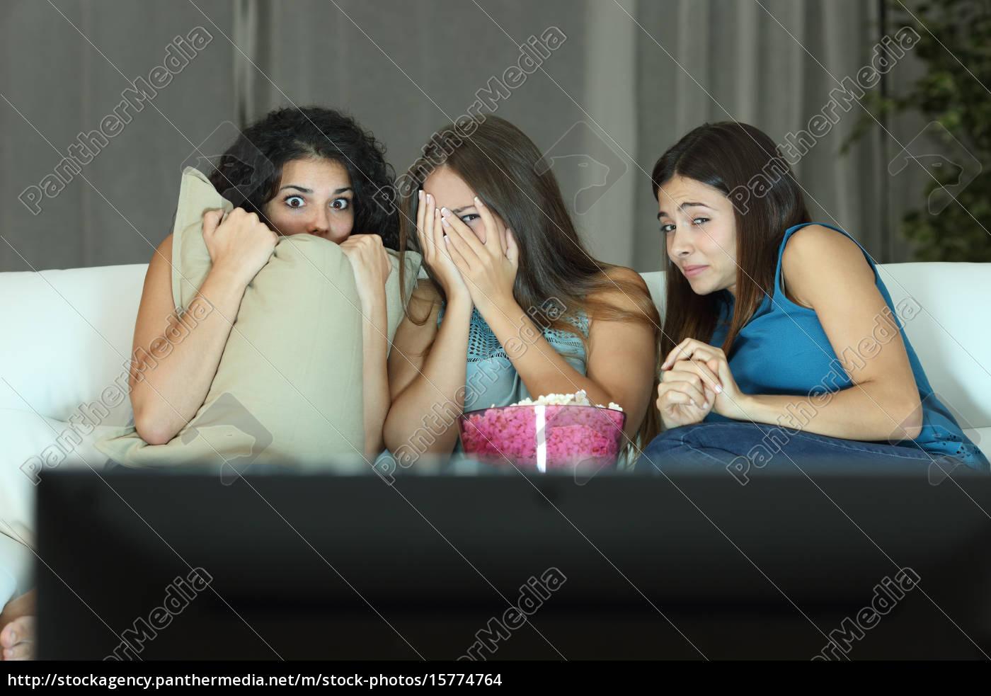 meninas, que, prestam, atenção, a, um - 15774764