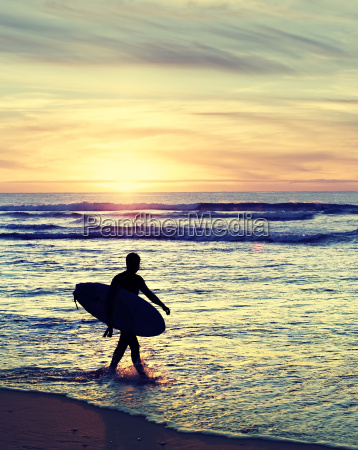 surfista denominado velho