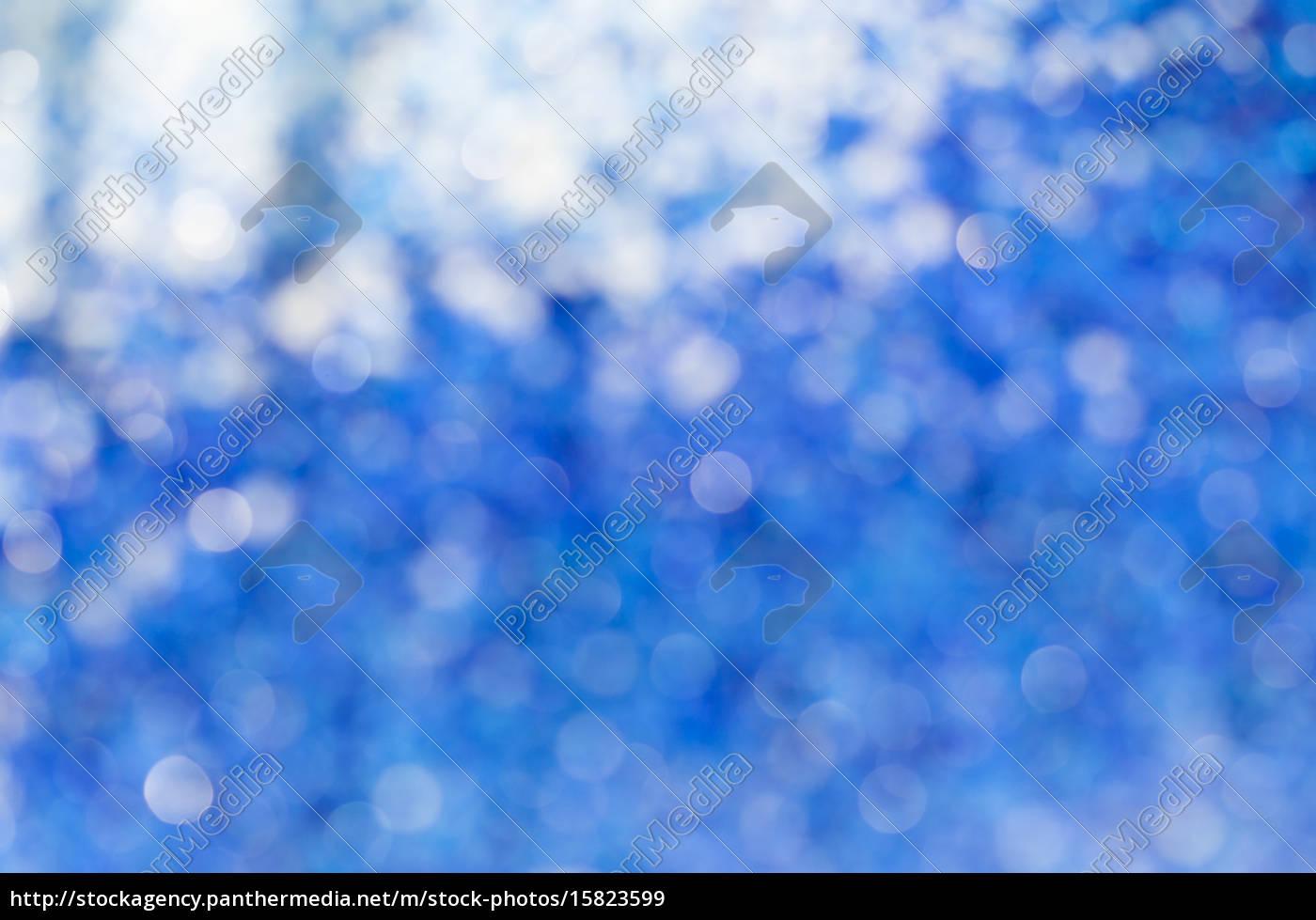 fundo, azul, desfocado - 15823599